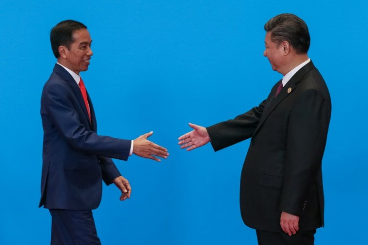 Why BRI-GMF cooperation benefits China and Indonesia
