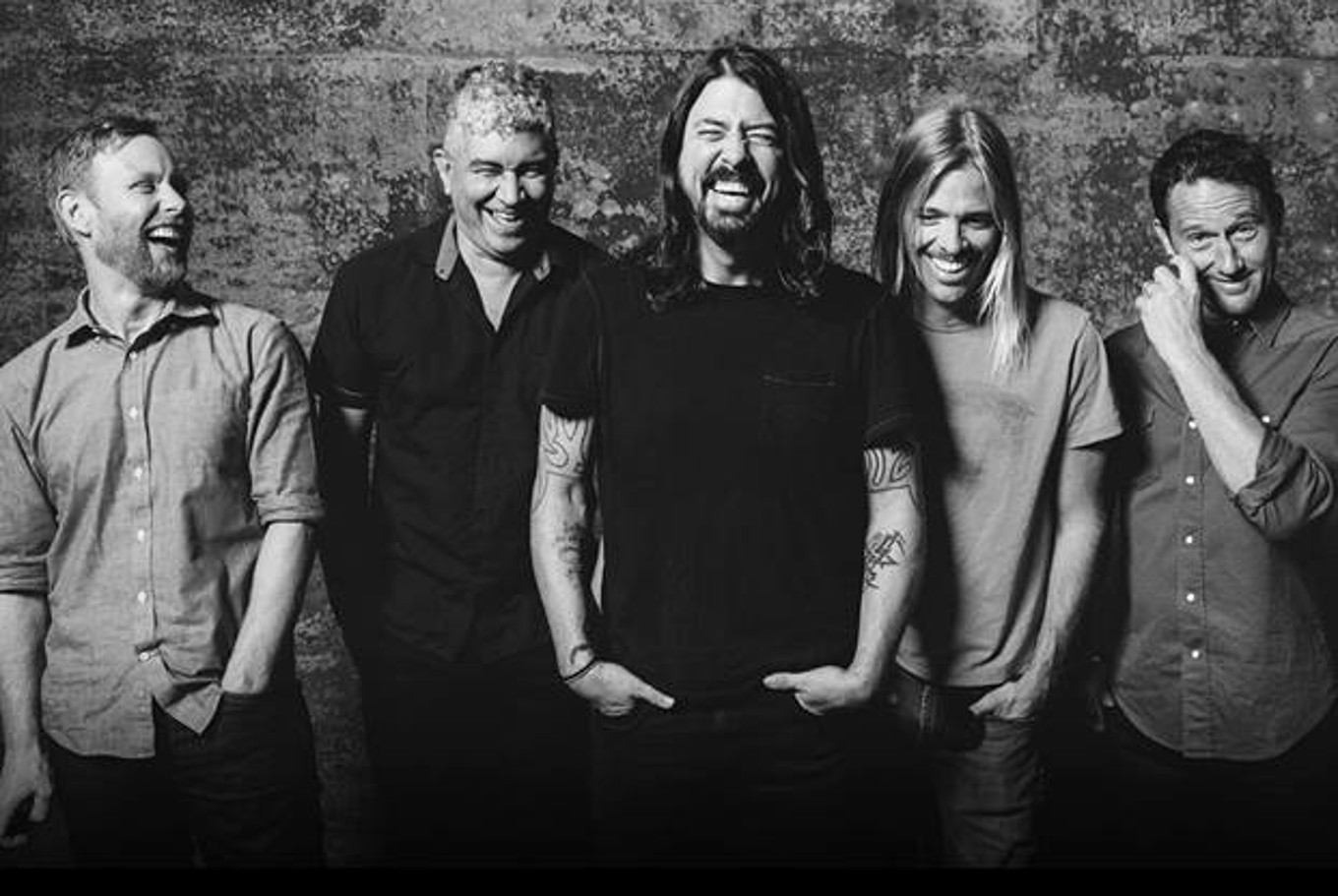 Foo Fighters to perform in Asia this August