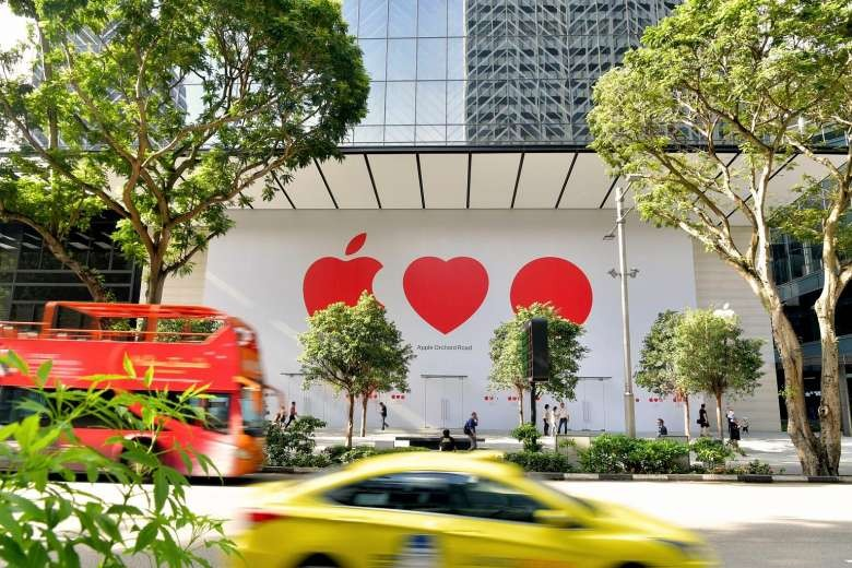 Apple Orchard Road opening on May 27