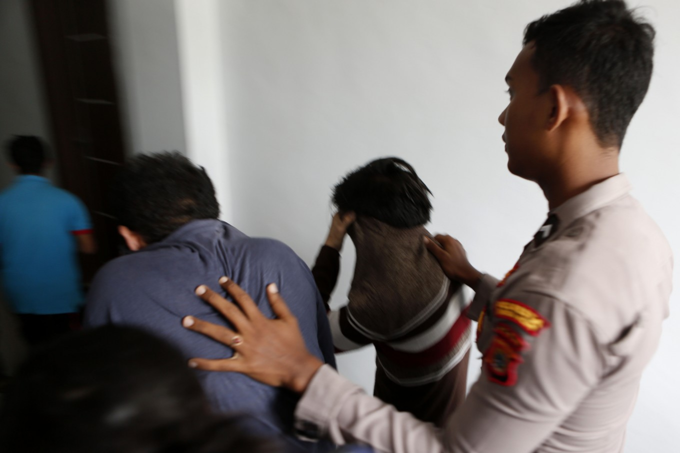 Activists condemn sentence of caning for gay couple in Aceh