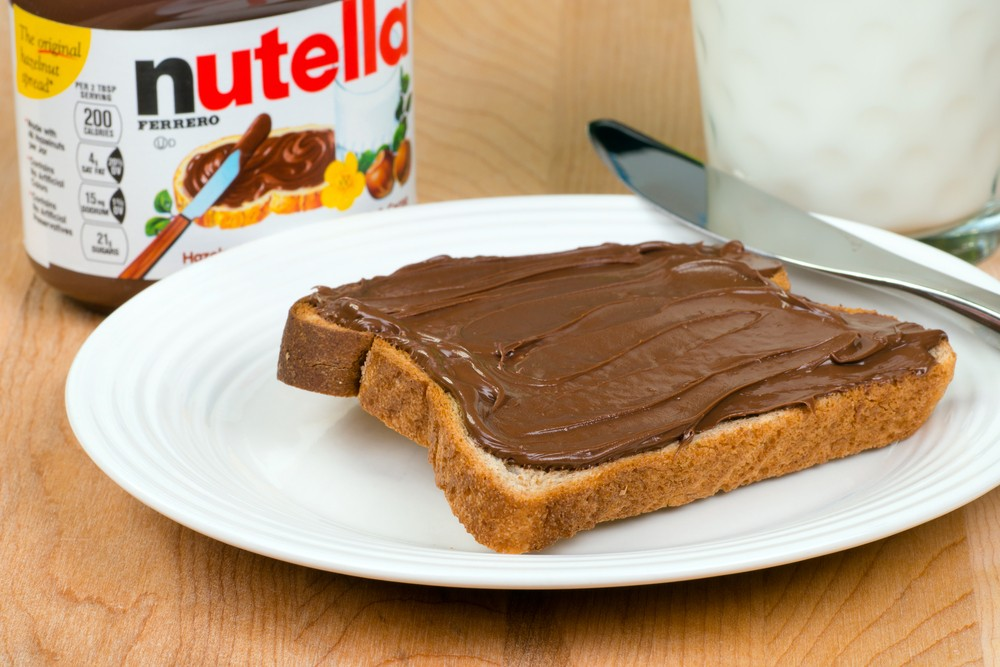 French shoppers go nuts for Nutella discount