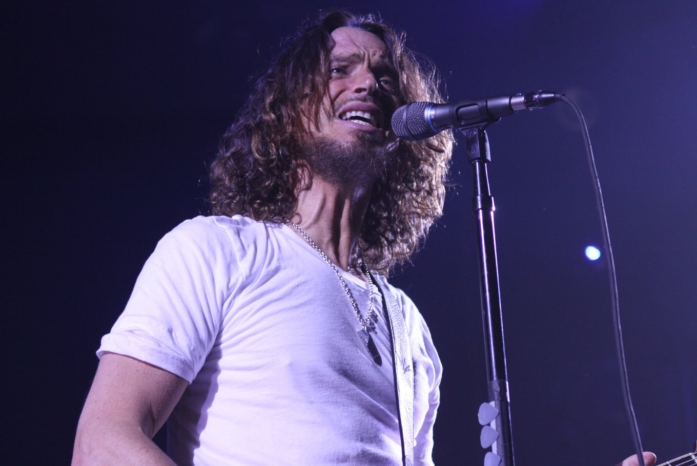 Album Review: 'Chris Cornell' by Chris Cornell