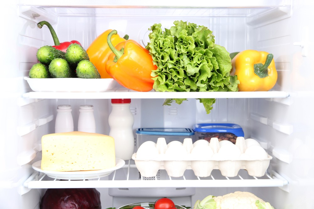 Five tips to better refrigerate your food