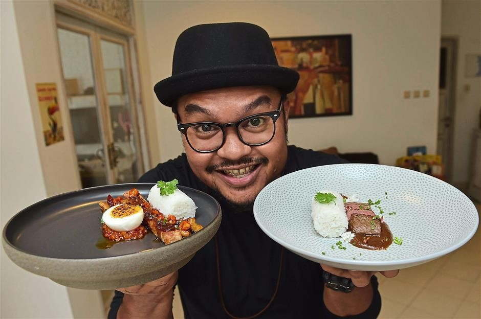 Fancy a noodle burger? East meets West in Indonesian fusion food