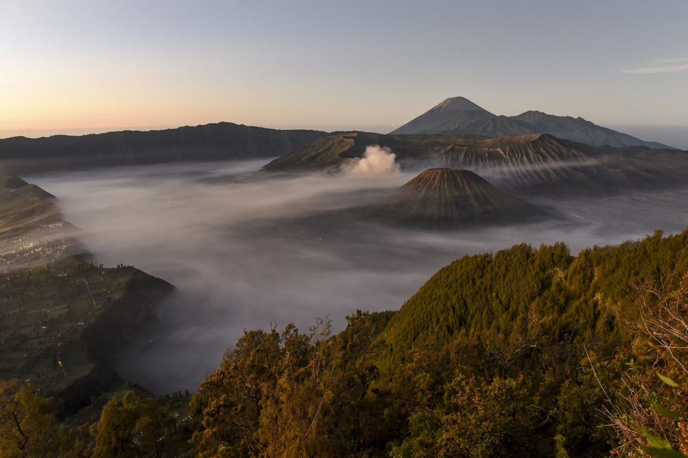 Four destinations in Indonesia for touring enthusiasts