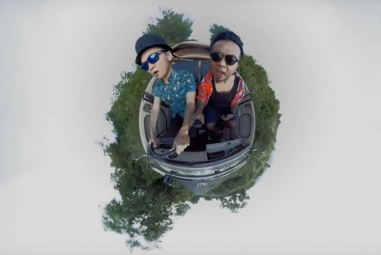Endank Soekamti's latest music video boasts 360-degree