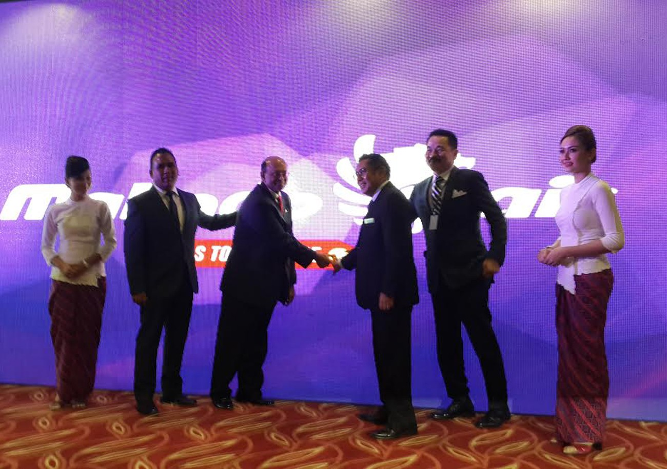 Malindo Air receives Boeing's first 737 Max 8