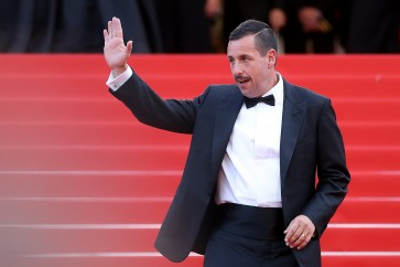 Comic Adam Sandler turns tables on critics with Cannes triumph