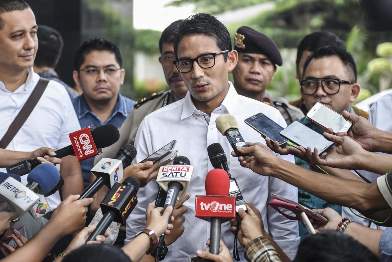 Sandiaga Uno to establish sharia tourism zone in Jakarta
