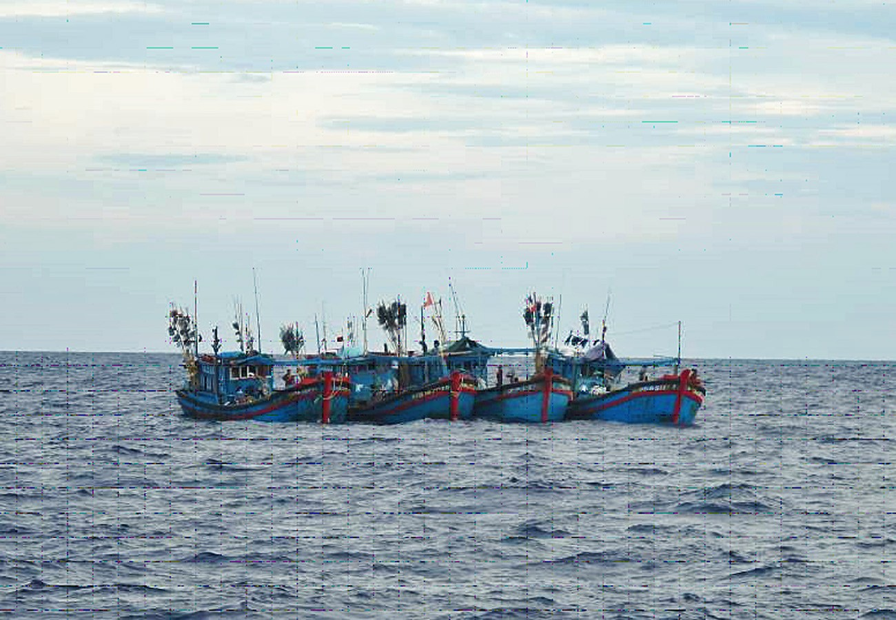 Illegal fishing a common threat