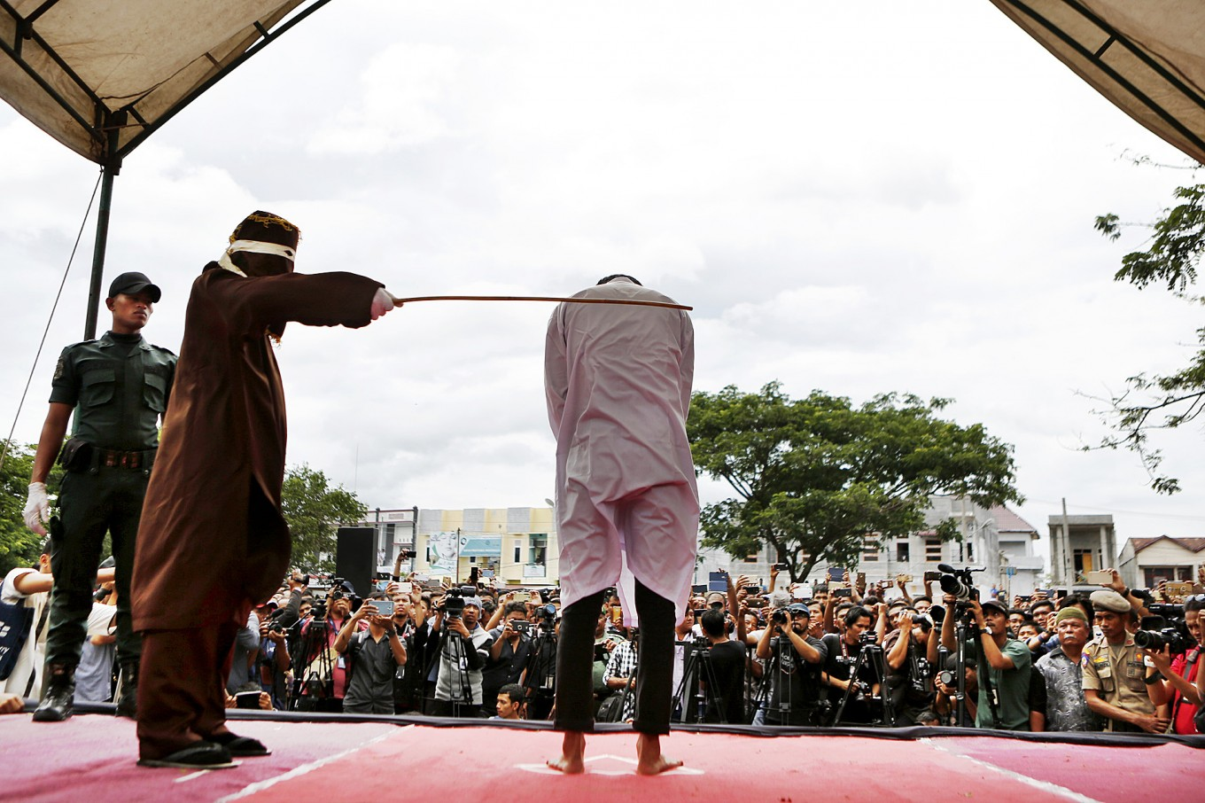 Flogging ended as punishment in Saudi Arabia
