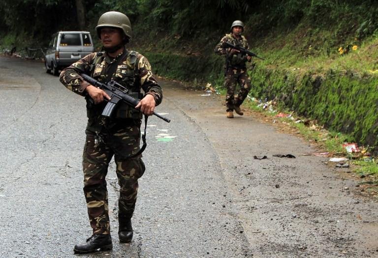 Australian journalist shot in war-torn Philippine city