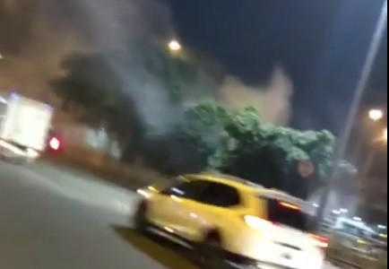 BREAKING NEWS: Police say explosions a suicide bombing
