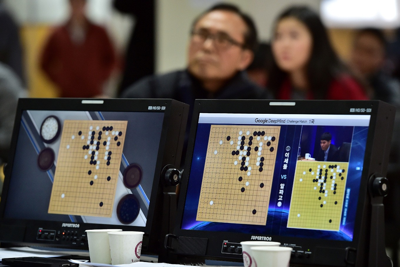 Go grandmaster says computers 'cannot be defeated'