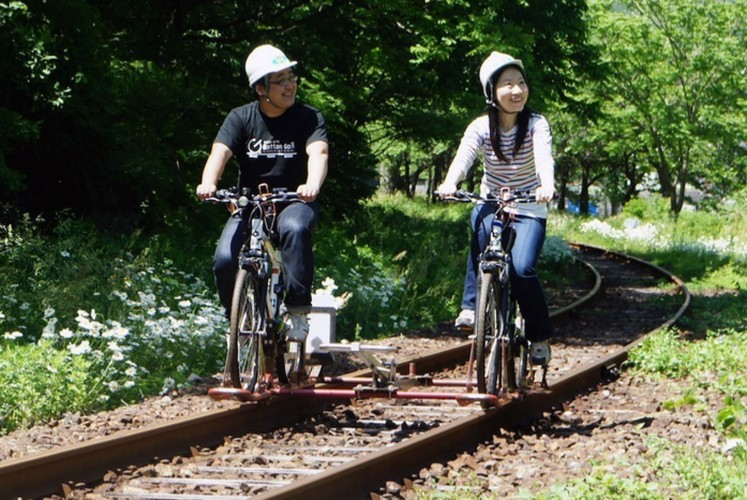 Abandoned rails in spotlight as tourist attraction