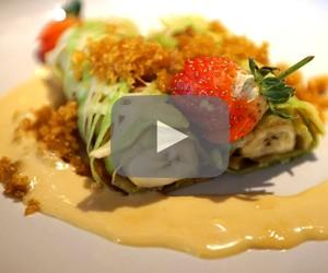 Ramadhan recipe: Fairmont Jakarta's 'dadar gulung'