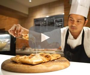 Ramadhan recipe: Fairmont Jakarta's pizza piezza