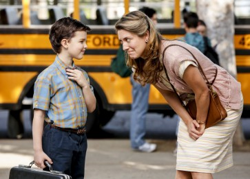 'Young Sheldon' trailer shows family life, how to annoy teachers