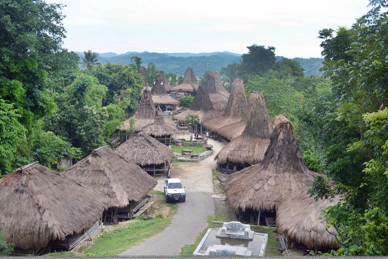Exploring Sumba Island's natural and cultural riches