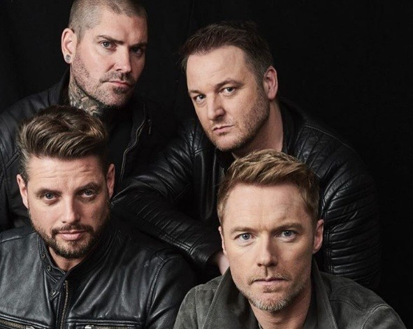 Boyzone to hold farewell concert in Surabaya