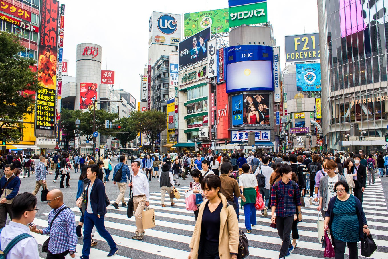 Wonderful Indonesia Advertisement Lights Up Shibuya