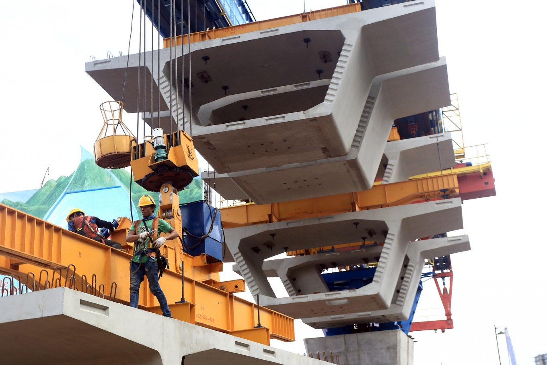 Greater Jakarta LRT to use moving block signaling