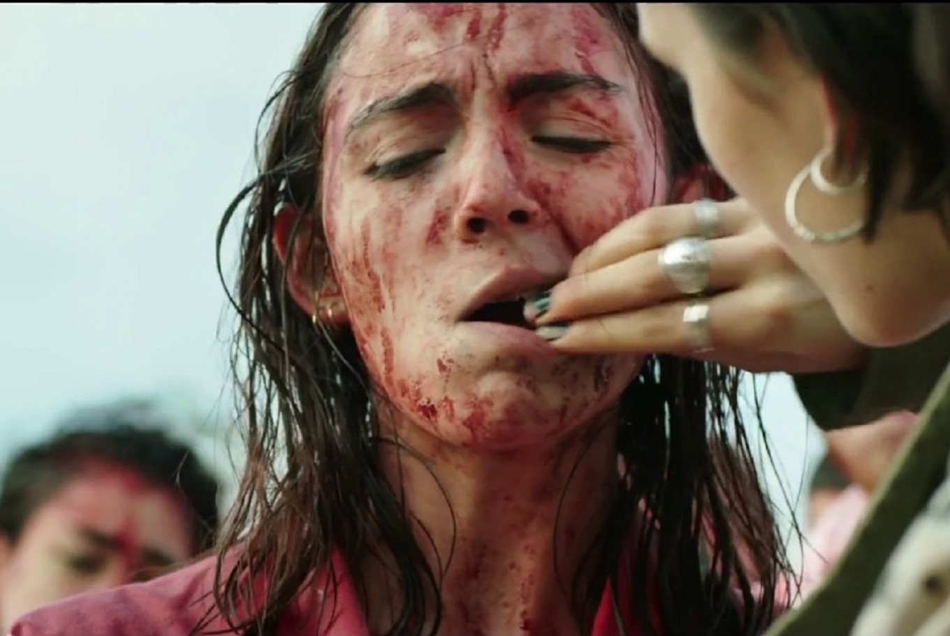 'Raw': a blood-soaked coming-of-age flick