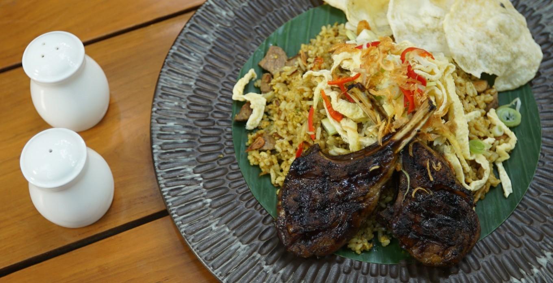Ramadhan recipe: The Dharmawangsa Jakarta's 'nasi goreng kambing'