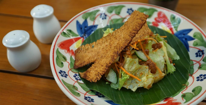 Ramadhan recipe: The Dharmawangsa Jakarta's 'rujak juhi'