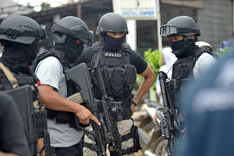 Wife blows herself, children up after suspected terrorist husband's arrest: Police