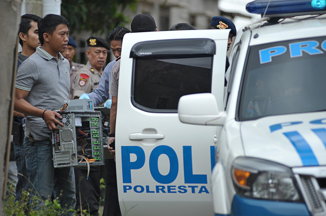 Possible connection between suspected Jambi terrorists and Tolitoli terrorist network: Police
