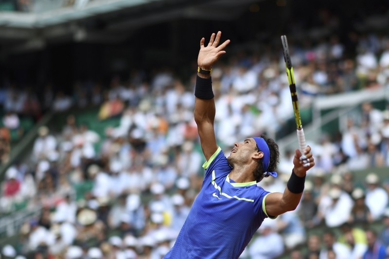 Nadal beats Nishikori to win 11th Monte Carlo Masters title