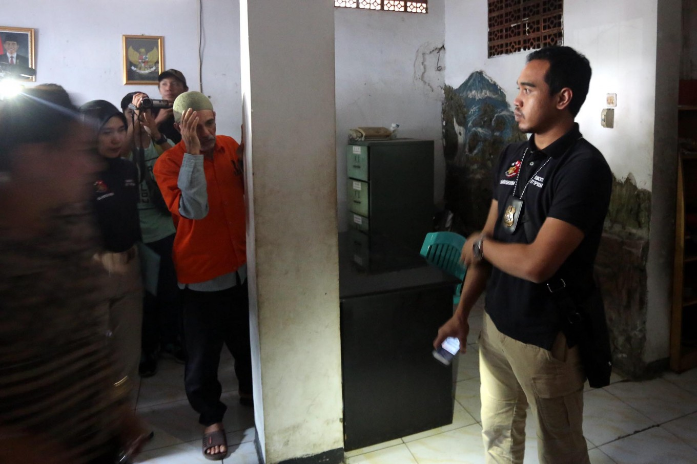 Police uncover illegal migrant worker agency in Batam