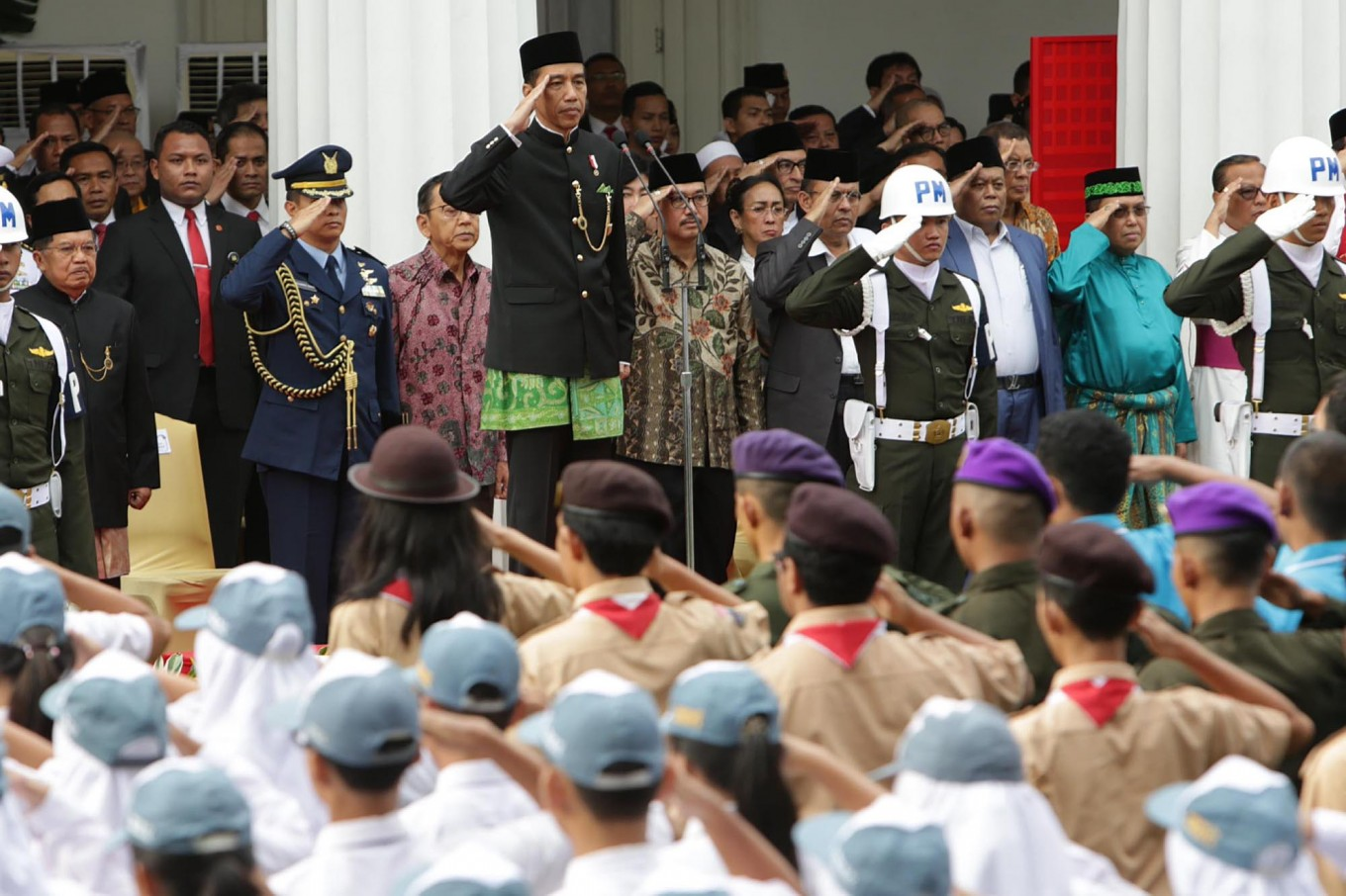 pancasila anad its connection with social Indonesia: the decay of pancasila and constitutional protection and social welfare and as pancasila killed in the.