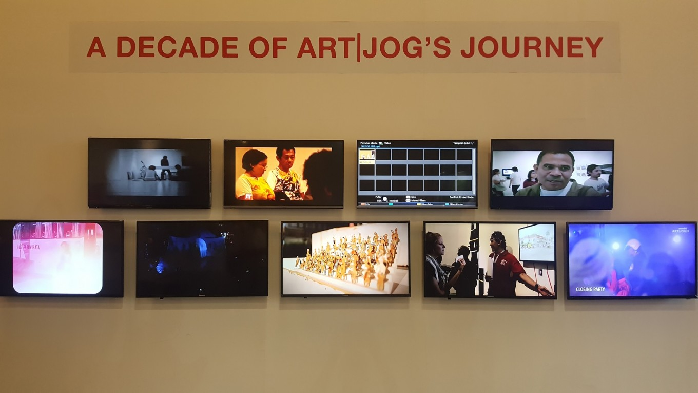 A Decade of ART|JOG's Journey.