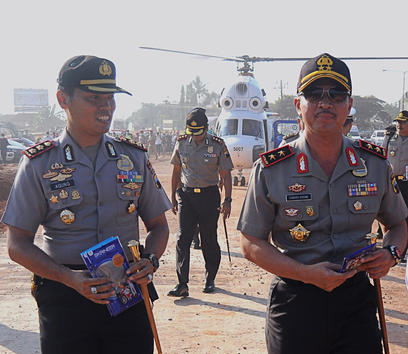21,000 personnel deployed to secure Ramadhan, Idul Fitri