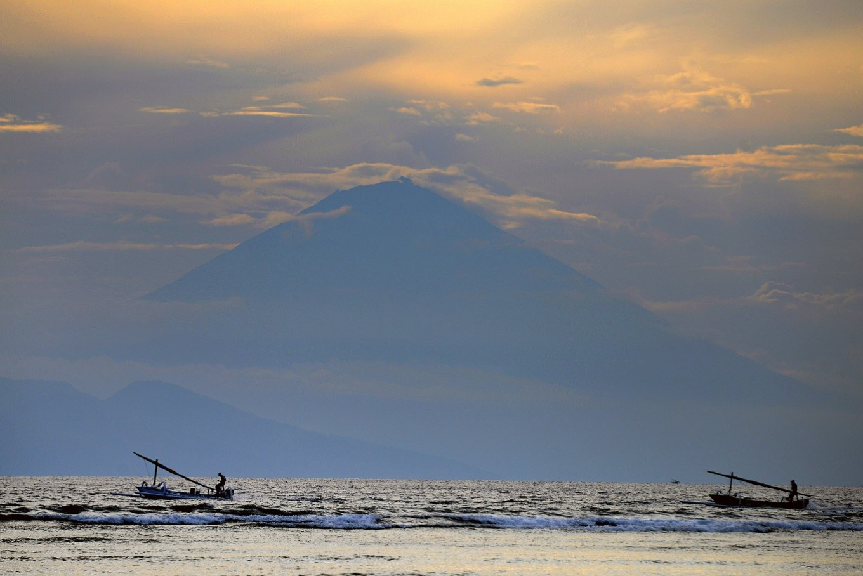 Gili Ketapang: Many goats, ample fish — but leave your bikini at home
