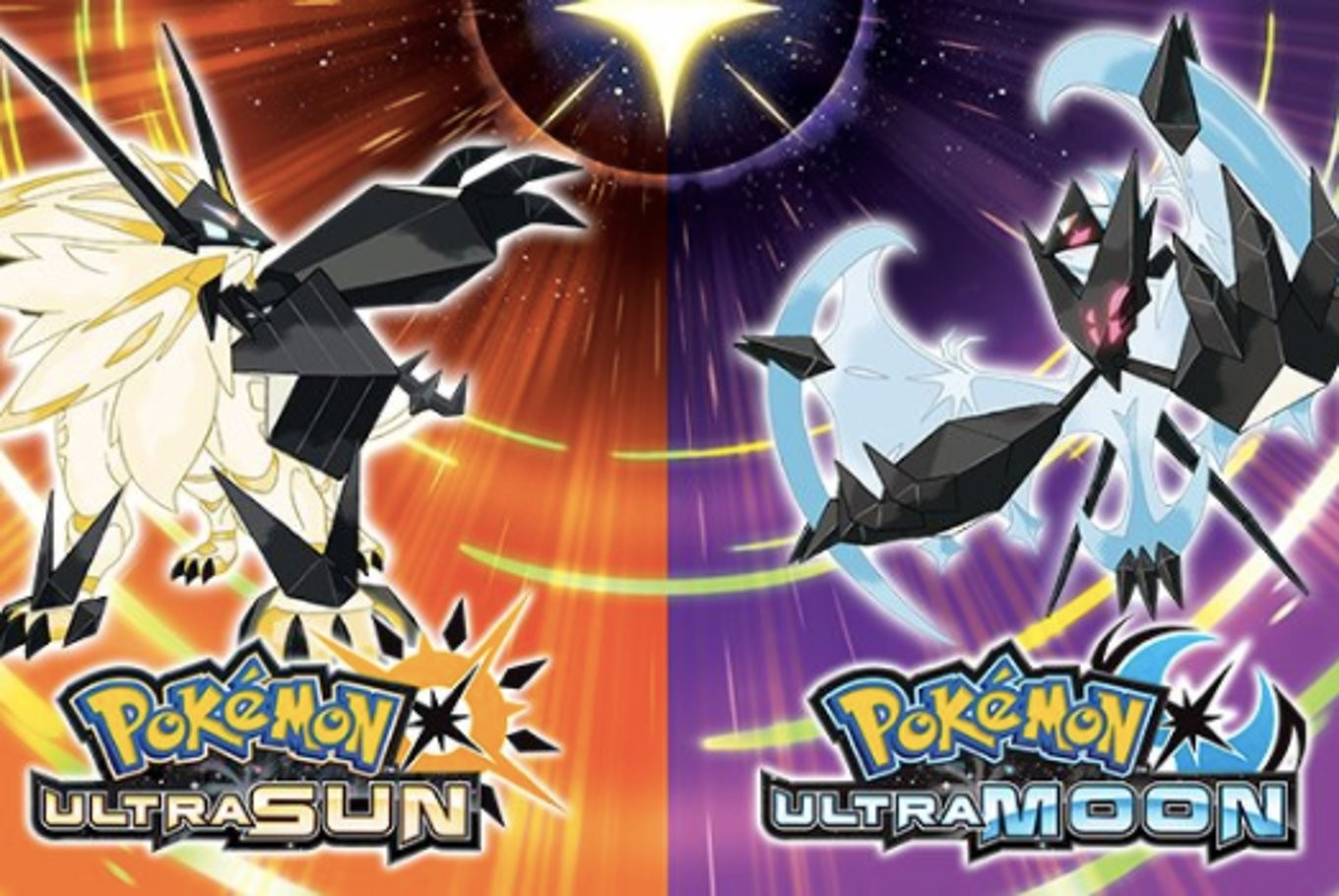 Nintendo 3ds Pokemon Games : Pokémon ultra sun and ultra moon coming to nintendo ds this