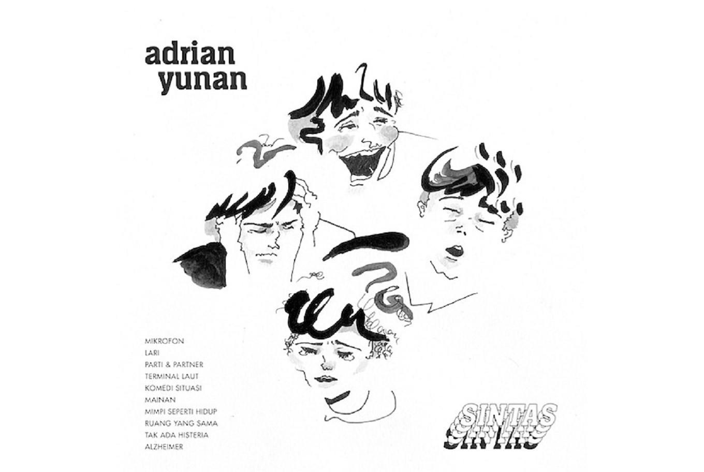 Album Review: SINTAS by Adrian Yunan