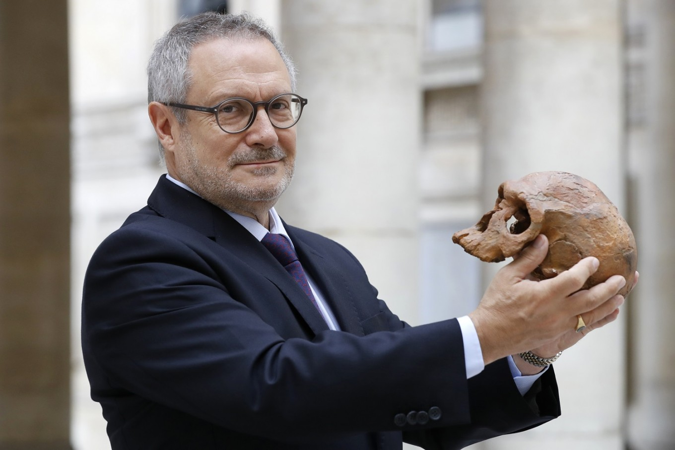 Moroccan fossil find rearranges Homo sapiens family tree