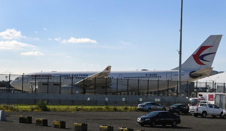 China Eastern plane makes emergency landing in Australia
