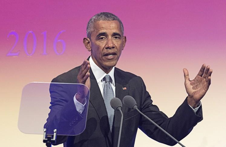 Obama to enjoy nostalgic vacation in Indonesia