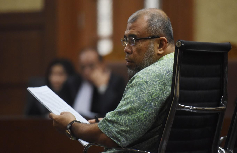 Patrialis Akbar's prison sentence cut to seven years