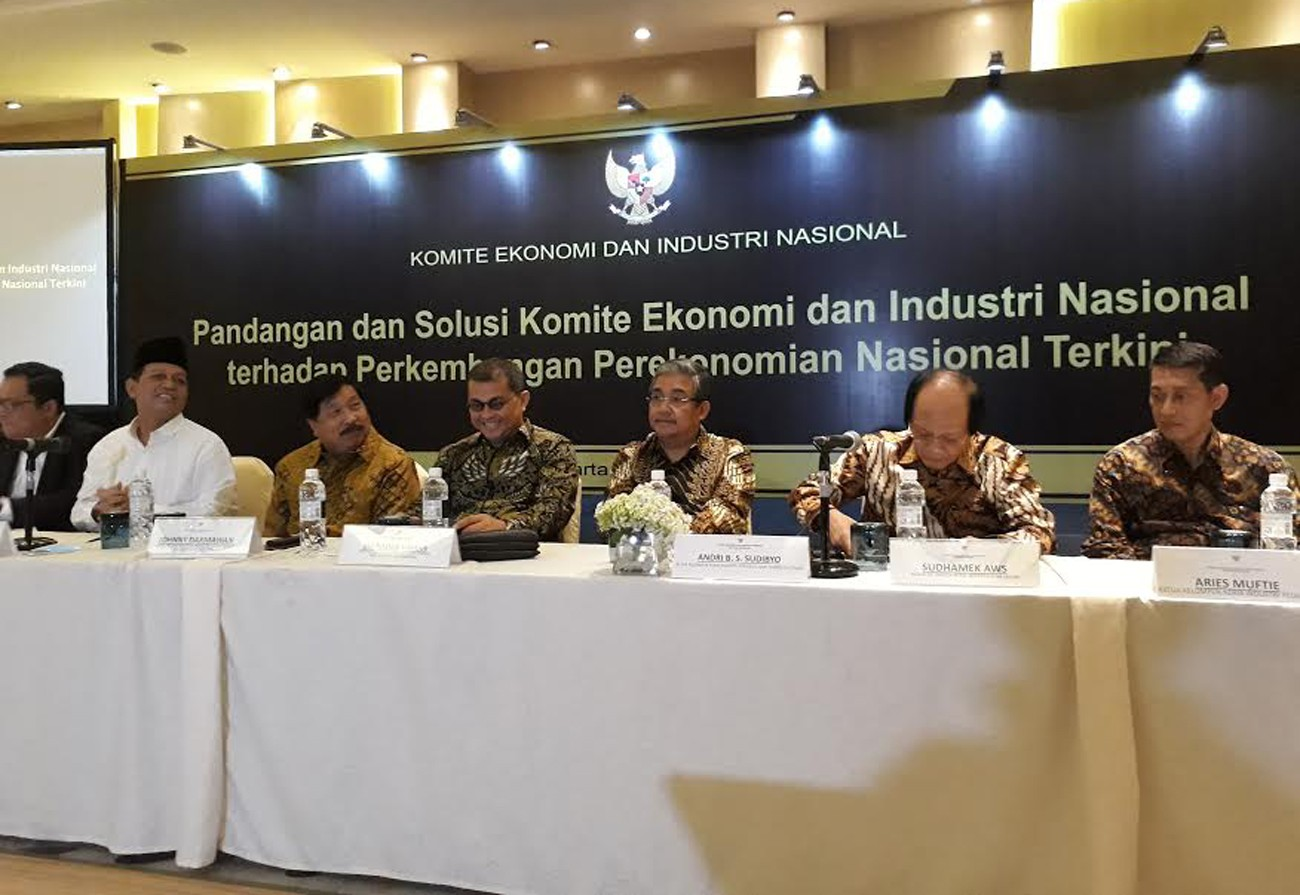 Committee proposes new economic team in Jokowi Cabinet