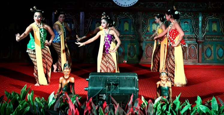 Purwakanthi seeks to preserve classic Surakartan Javanese dances in Jakarta