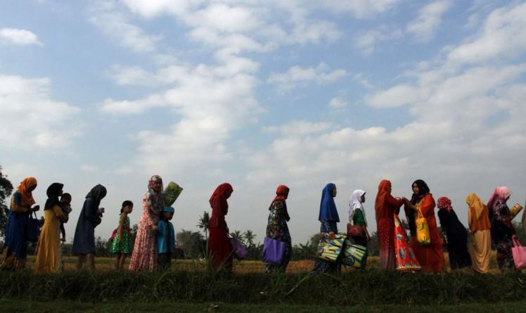 Female ulema speak up for women despite odds