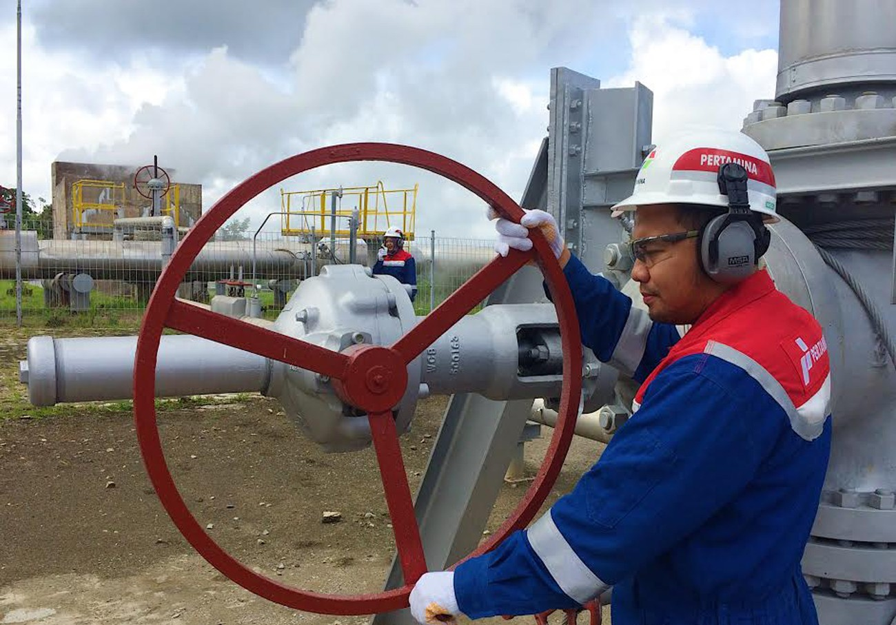 Pertamina completes US$397 million geothermal units in Lampung