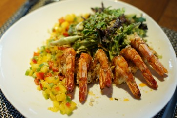 Ramadhan recipe: Prawn mango salad a la DoubleTree by Hilton Jakarta Diponegoro