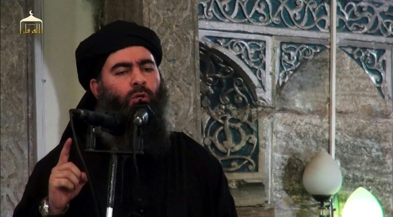 Islamic State leader Baghdadi reportedly killed in Syria by US forces