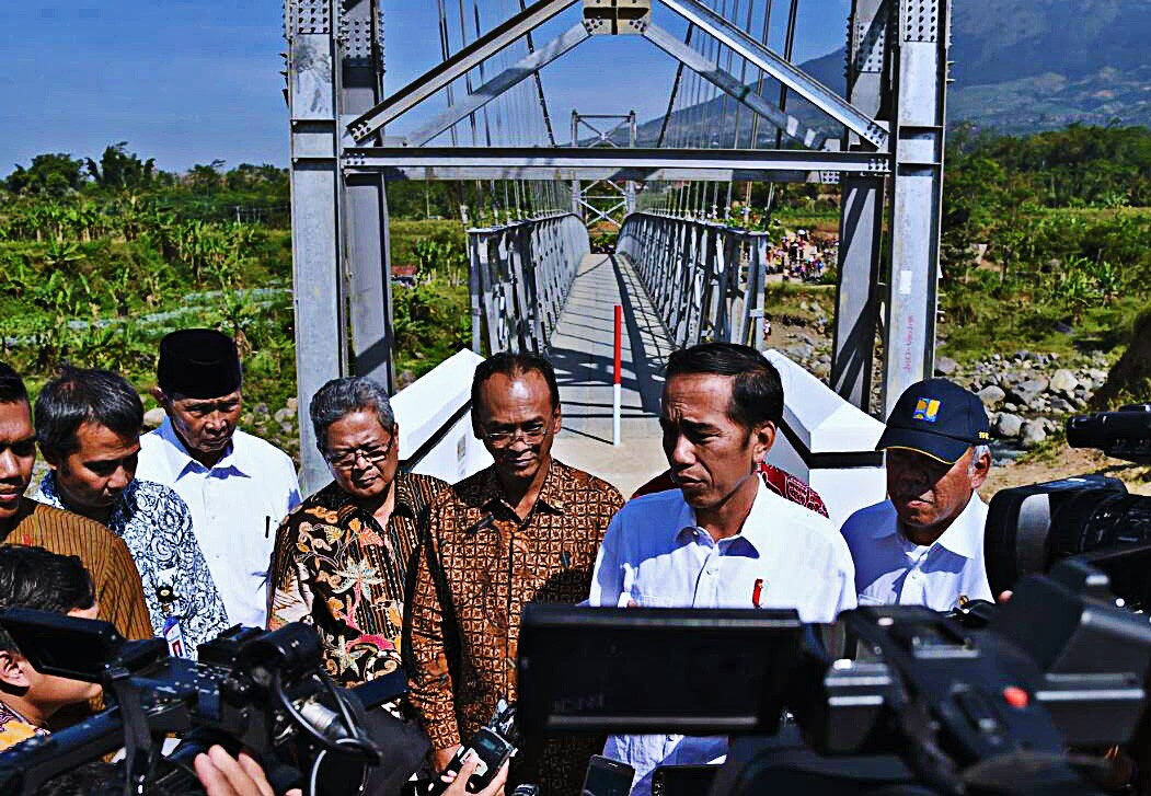 Three years under Jokowi: Keeping the nose to the grindstone